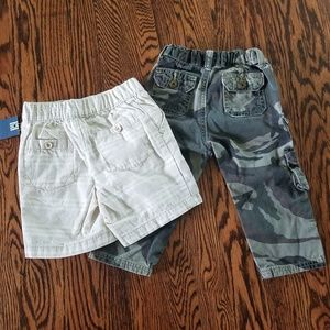 OshKosh B'gosh Matching Sets - 6 Piece Lot 18M Boy